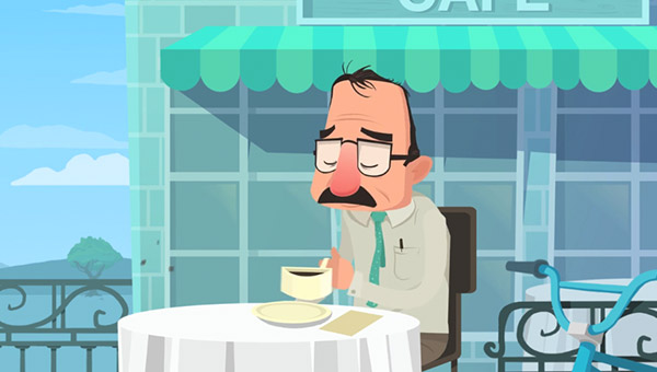 Premier Allergy Animated Television Commercial