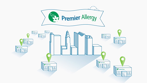 Premier Allergy Animated TV Commercial