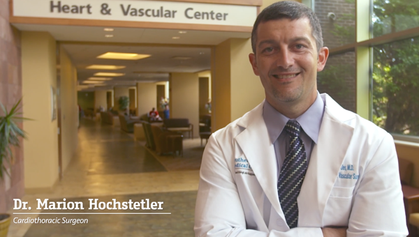 Southern Ohio Medical Center Physician Branding Video